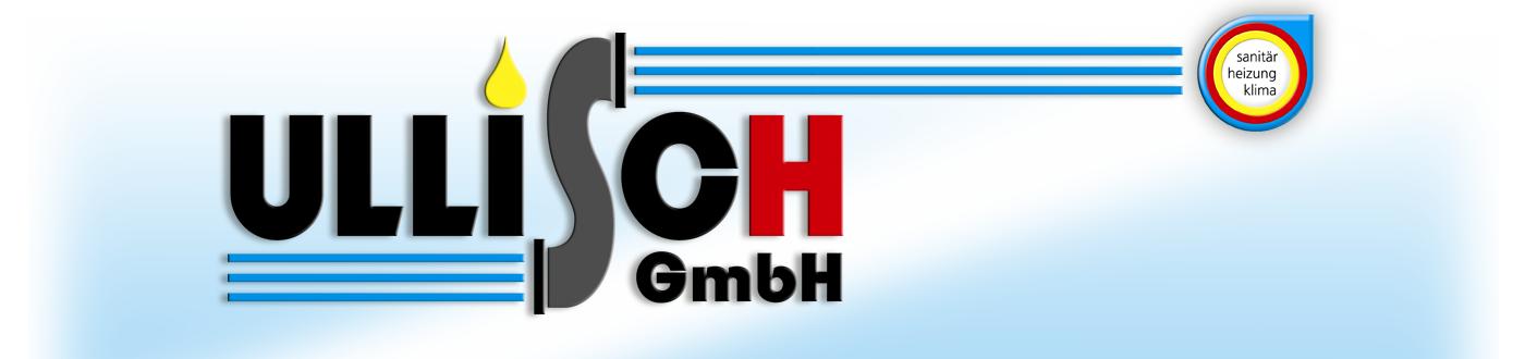 Heizung / Sanitär Ullisch GmbH aus Heiligenhaus